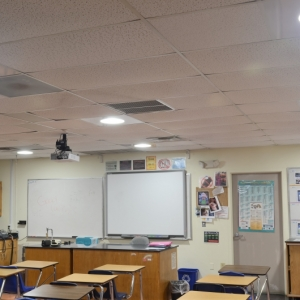 Silescent LED Lighting - 2x2 Troffer LED Fixtures 40 watts