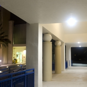 Silescent LED Lighting - Canopy LED Fixtures 15 watts
