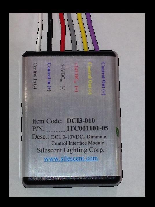 Digital Control Interface module